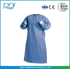 SMS Non-woven Sterile Disposable Surgical Gown with hand towel