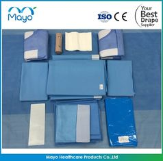 Customized Disposable Sterile Surgical Drape Pack from China