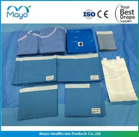 China Hospital use Sterile Universal Pack Disposable Surgical General Drape Pack supplier