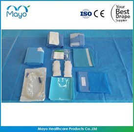 China CE ISO Surgical Procedure Kit CDIK 192001 Sterile Implant Drape Kits ( all in one ) supplier