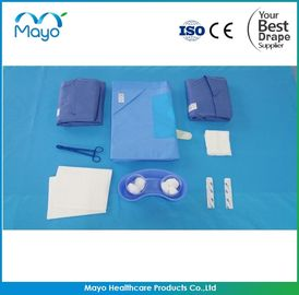 China Sterile Disposable Surgical TUR Drape Pack Urology Pack With CE ISO FDA Certificate supplier