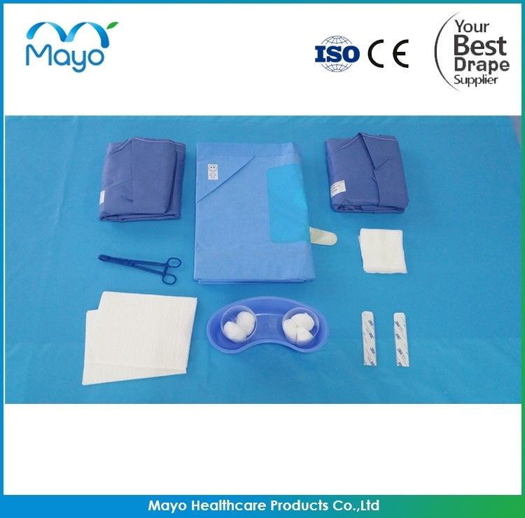 Good Quality Factory Supply CE Surgical Sterile TUR Set